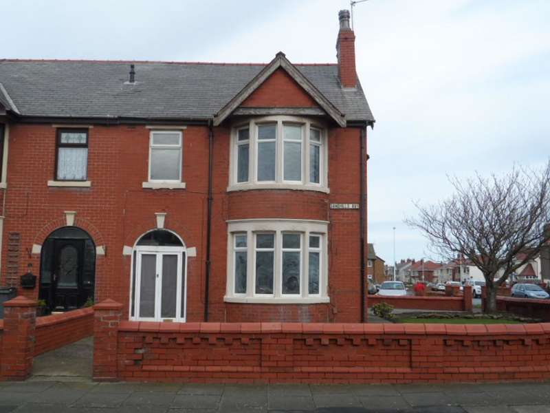 3 Bedrooms Semi Detached House for sale in Sandhills Avenue, Blackpool, FY4 1QQ