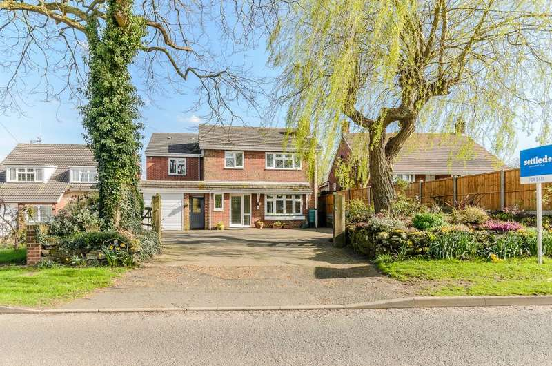 5 Bedrooms Detached House for sale in Station Hill, Swannington, Leics, LE67 8RJ
