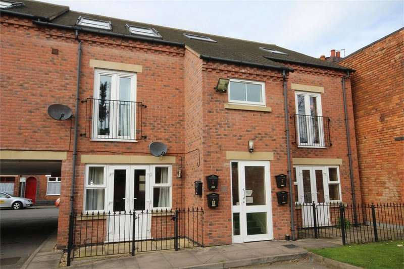 1 Bedroom Flat for sale in Orchard Street, Town Centre, Nuneaton, Warwickshire, Warwickshire