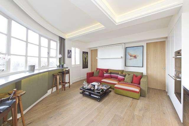1 Bedroom Flat for sale in Sloane Avenue, Chelsea SW3