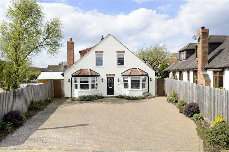 3 Bedrooms Detached House for sale in Finedon Road, Burton Latimer