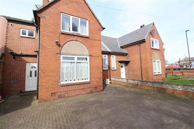 4 Bedrooms Semi Detached House for sale in Benton Road, Newcastle Upon Tyne, NE7