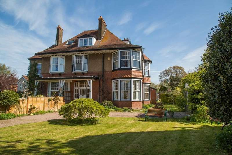 4 Bedrooms Semi Detached House for sale in Sarlsdown Road, Exmouth