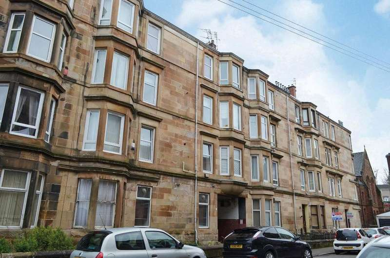 1 Bedroom Flat for sale in Holmhead Place, Flat 3/1, Cathcart, Glasgow, G44 4HB