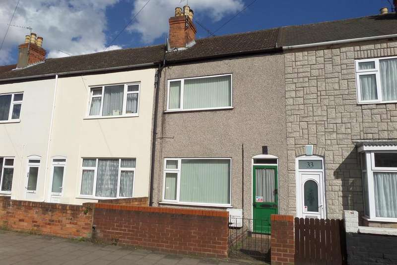 2 Bedrooms Terraced House for sale in Heaton Street, Gainsborough