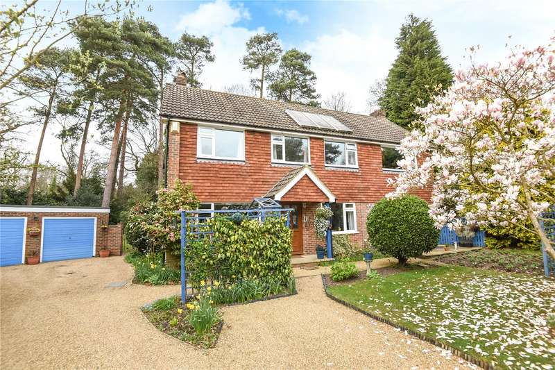 5 Bedrooms Detached House for sale in Great Rough, Newick