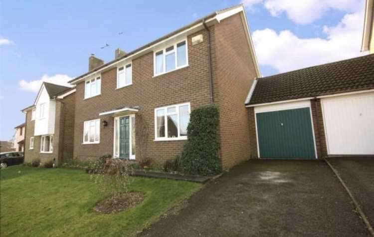 4 Bedrooms Detached House for sale in The Pastures, Rushmere St Andrew
