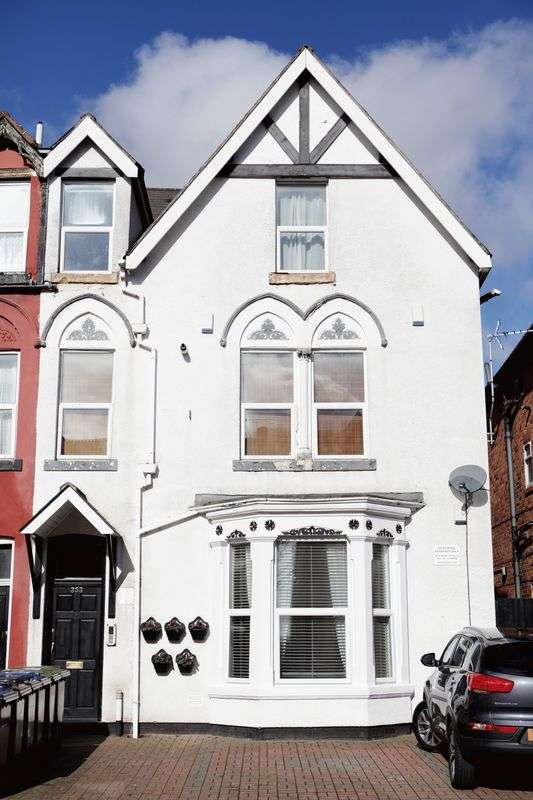 1 Bedroom Flat for sale in Gillott Road, Edgbaston - LOVELY ONE BEDROOM FIRST FLOOR CONVERTED APARTMENT WITH NO CHAIN!!