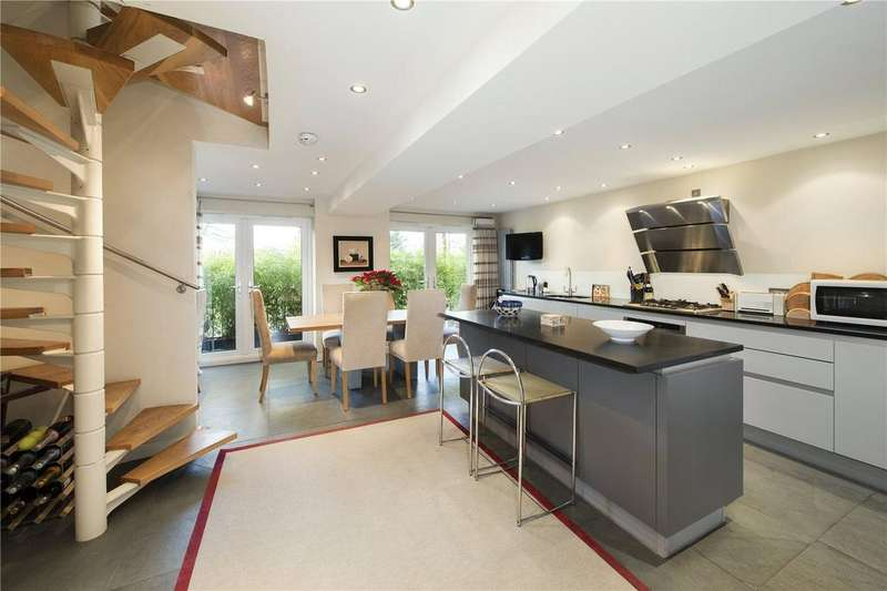 3 Bedrooms Mews House for sale in Hippodrome Mews, Notting Hill, London, W11