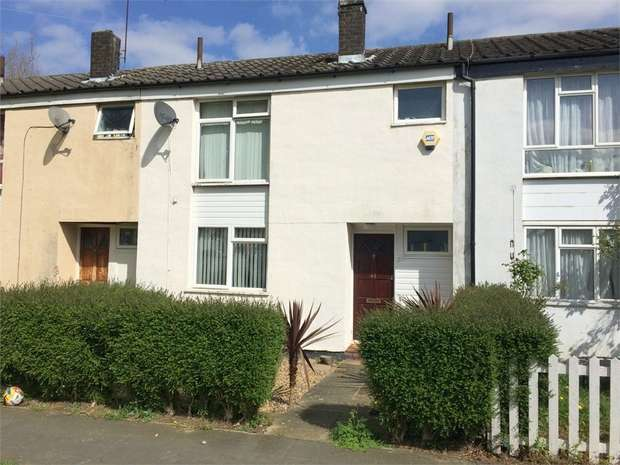 3 Bedrooms Terraced House for sale in Gainsborough Road, Epsom