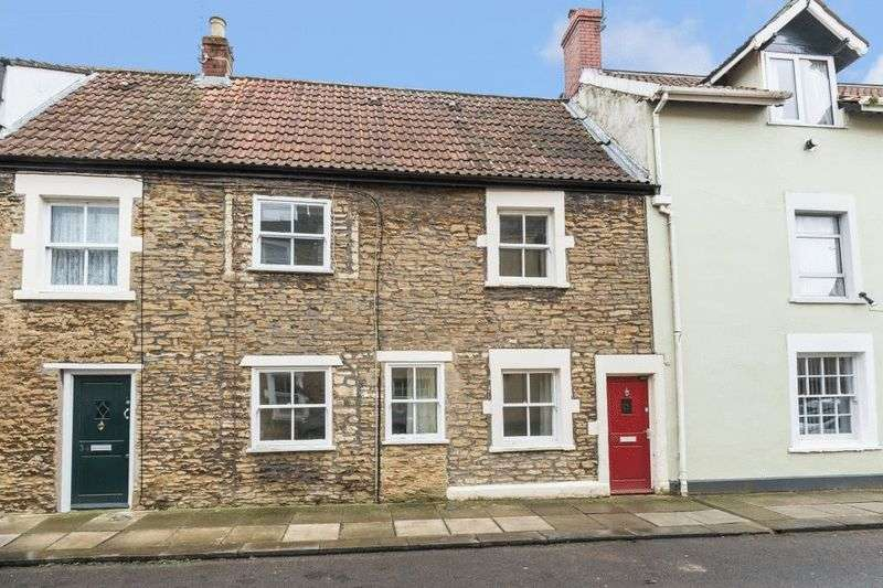 2 Bedrooms Terraced House for sale in Trinity Street, Frome