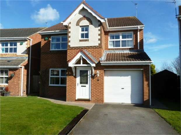 4 Bedrooms Detached House for sale in Englemann Way, Sunderland, Tyne and Wear