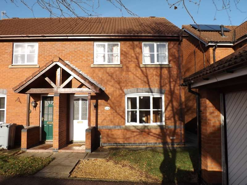 3 Bedrooms Semi Detached House for sale in Wardle Mews, Middlewich, CW10
