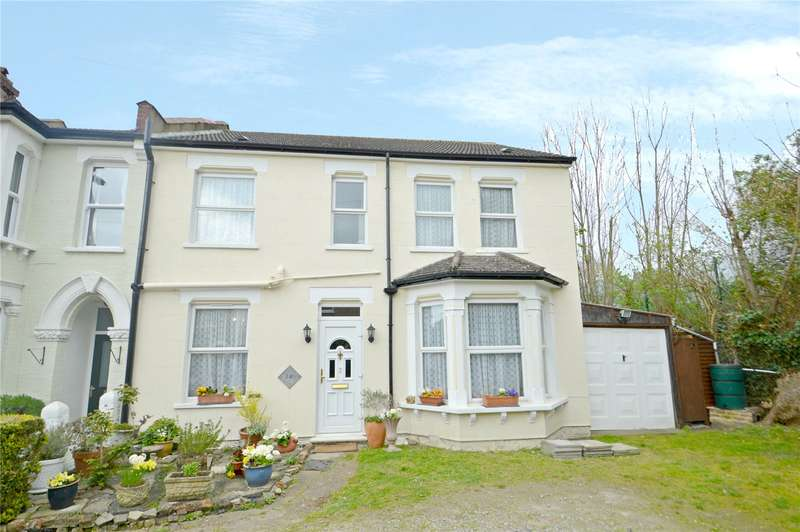 4 Bedrooms End Of Terrace House for sale in Amberley Grove, Croydon