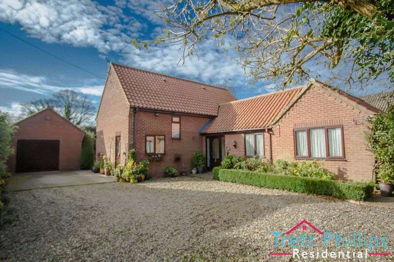 4 Bedrooms Detached House for sale in Baker Street, Stalham
