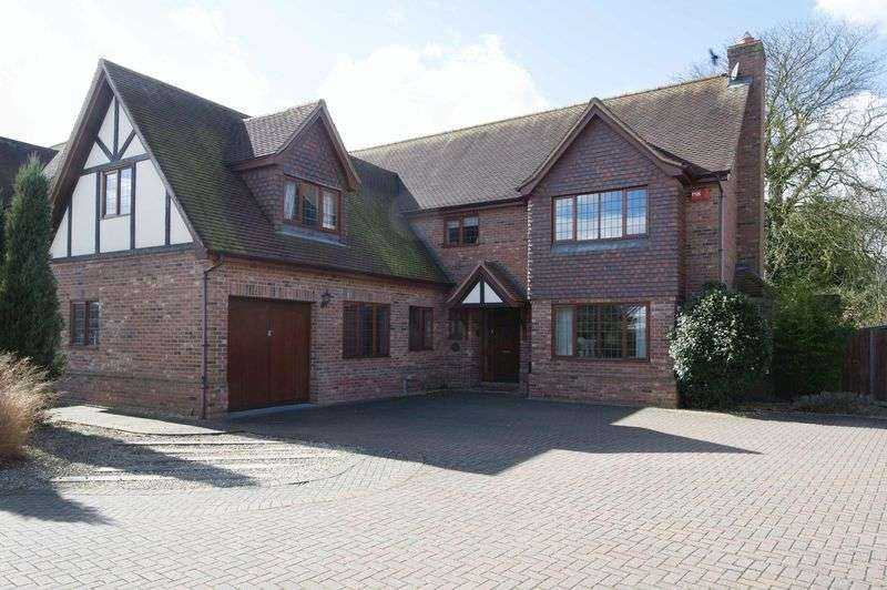 5 Bedrooms Detached House for sale in Buckden, Cambridgeshire