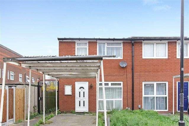 3 Bedrooms House for sale in Herbert Road, Walthamstow