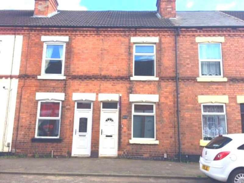 3 Bedrooms Town House for sale in Garnet Street, Netherfield Nottingham NG4 2FB