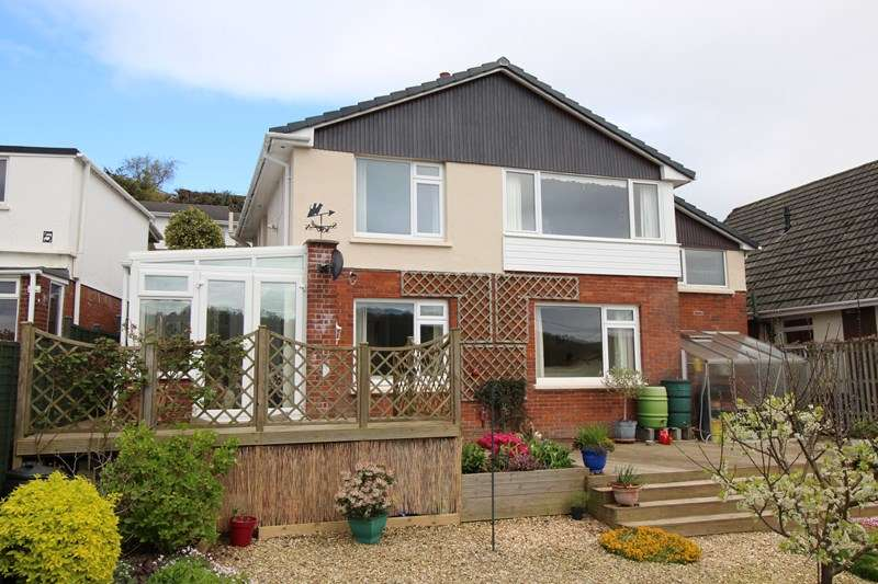 3 Bedrooms Detached House for sale in Mount Pleasant, Bishops Tawton, Barnstaple