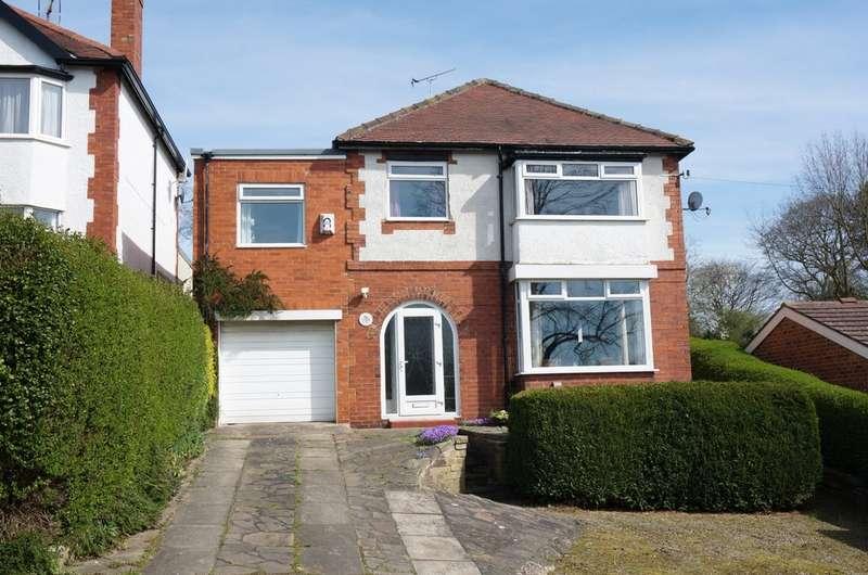 4 Bedrooms Detached House for sale in Margaret Avenue, Bardsey, LS17