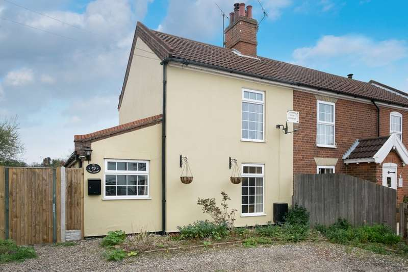 3 Bedrooms Cottage House for sale in Main Road, Ormesby St Michael