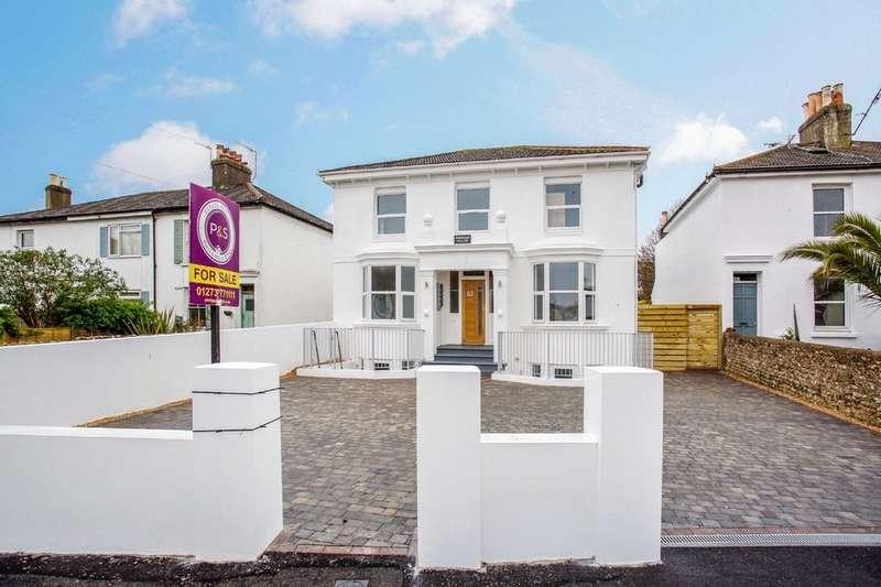 2 Bedrooms Flat for sale in Abinger Road, Portslade