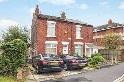 2 Bedrooms Semi Detached House for sale in Moorfield Road, Widnes, Cheshire, WA8