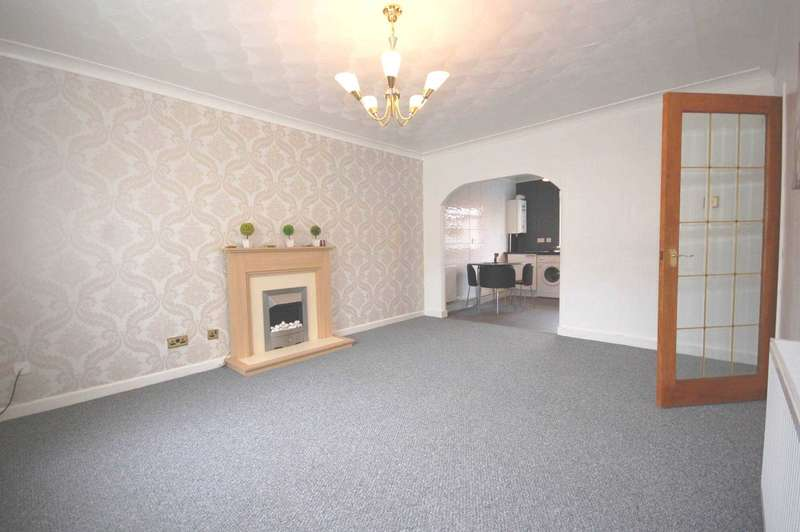 2 Bedrooms Flat for sale in Pladda Road, Renfrew PA4 0DP