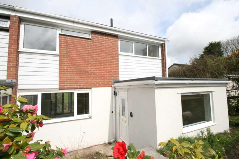 3 Bedrooms Semi Detached House for sale in Winnicott Close, Southway, Plymouth