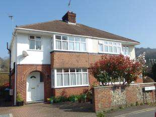 3 Bedrooms Semi Detached House for sale in River Street, River, Dover, Kent