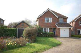4 Bedrooms Detached House for sale in Thomas Turner Drive, East Hoathly, East Sussex