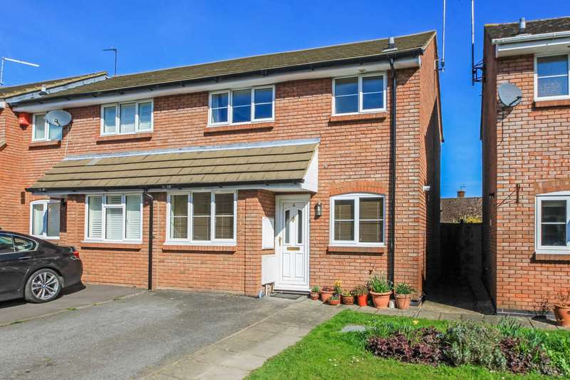 3 Bedrooms End Of Terrace House for sale in Meadowbrook, Tring