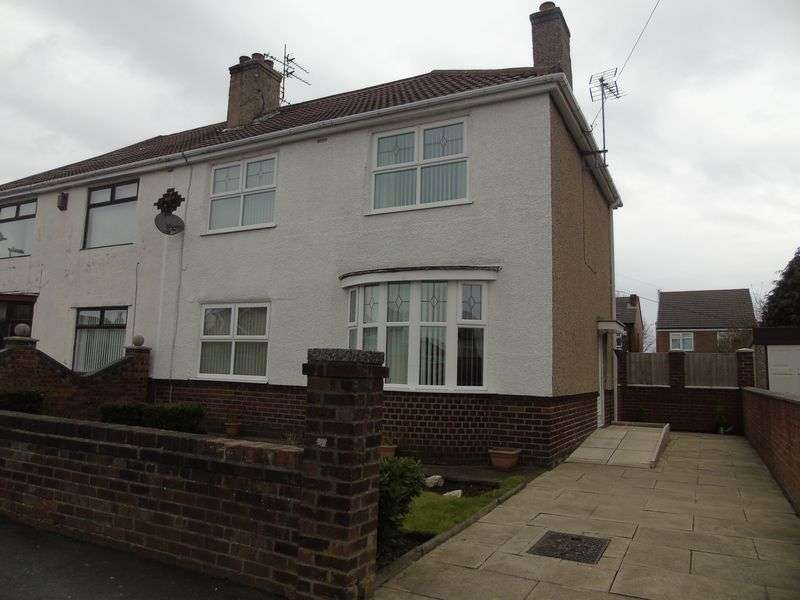 3 Bedrooms Semi Detached House for sale in Poplar Grove, Prescot