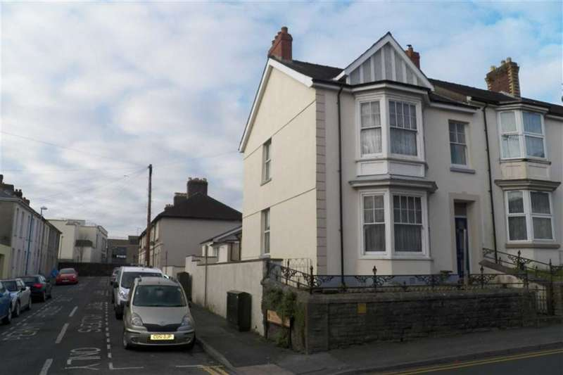 5 Bedrooms End Of Terrace House for sale in Waterloo Terrace, Carmarthen