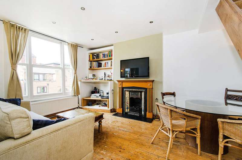 3 Bedrooms Flat for sale in Oxford Road, Ealing Broadway, W5