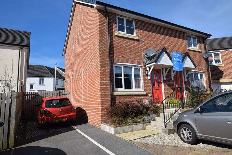 2 Bedrooms Semi Detached House for sale in Launceston