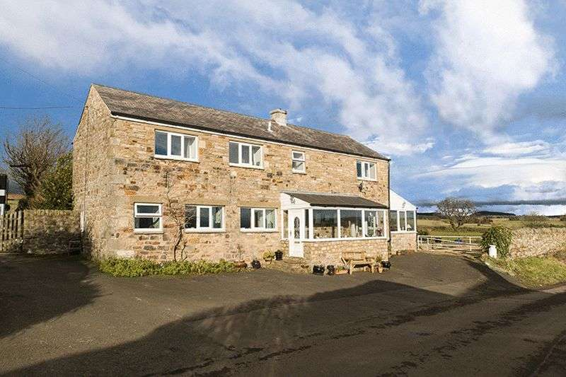 4 Bedrooms Detached House for sale in Milkrigg, Hexham