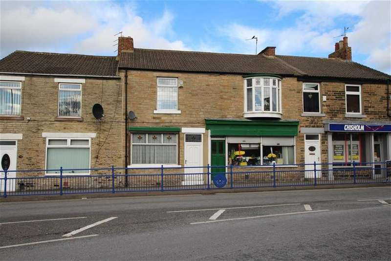 4 Bedrooms Terraced House for sale in Redworth Road, Shildon, County Durham