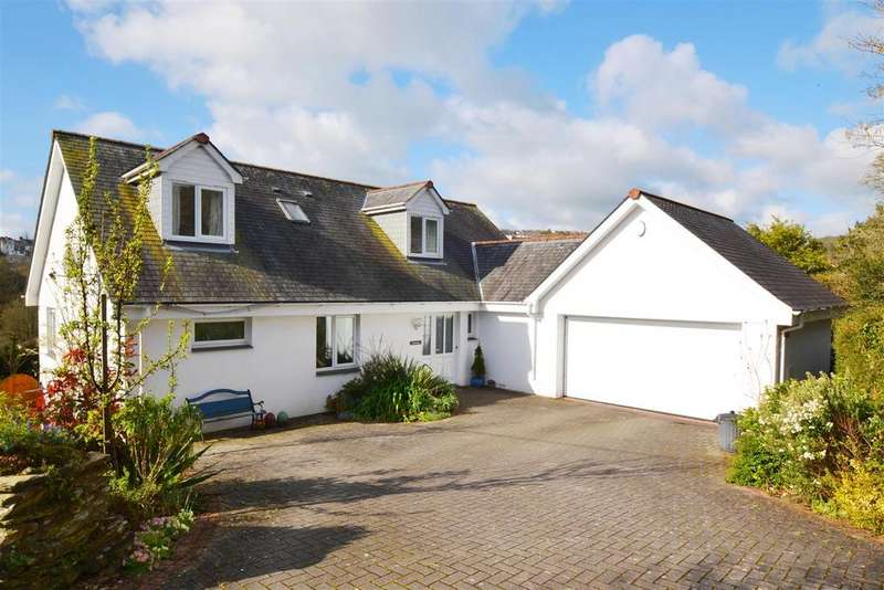 4 Bedrooms Detached House for sale in Durgan Lane, Penryn