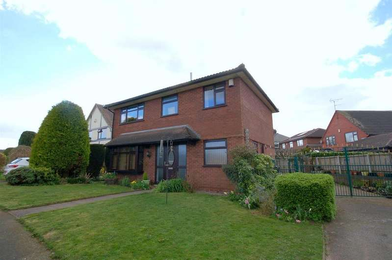 4 Bedrooms Detached House for sale in Wynbank Close, Bignall End