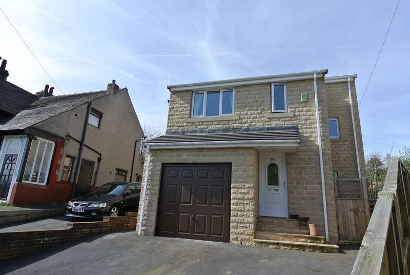 4 Bedrooms Detached House for sale in Cawthorne Avenue, Huddersfield, HD2