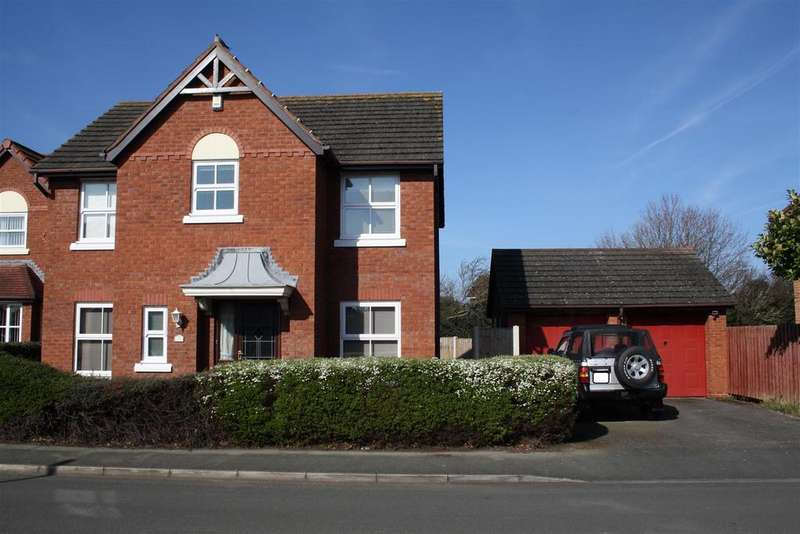 4 Bedrooms Detached House for sale in Maes Y Gog, Rhyl