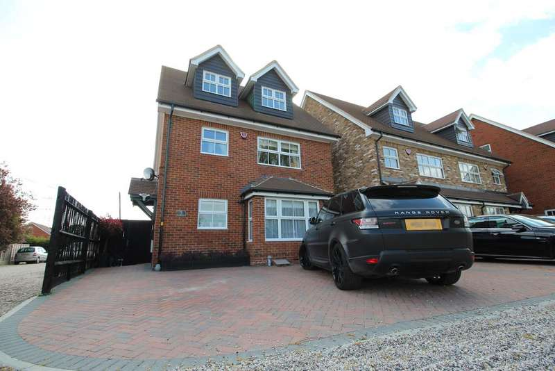4 Bedrooms Detached House for sale in Picardy Close, Hoddesdon EN11