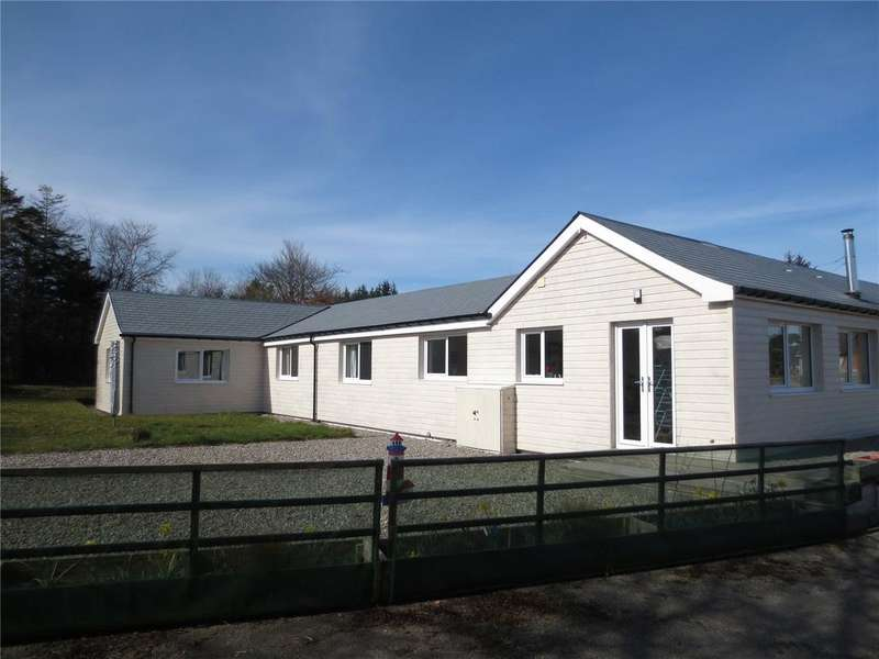 5 Bedrooms Detached Bungalow for sale in West Cottage, Hilton, Dornoch, Highland, IV25