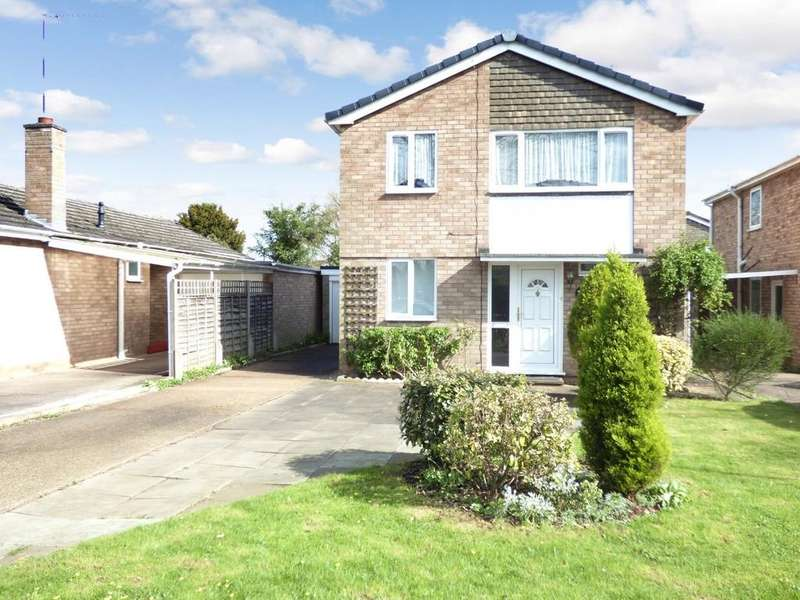3 Bedrooms Detached House for sale in Clopton Road, Stratford upon Avon