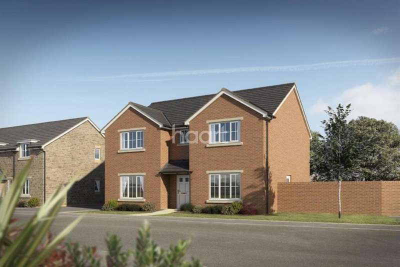 3 Bedrooms Semi Detached House for sale in Plot 109 Crispin Gardens