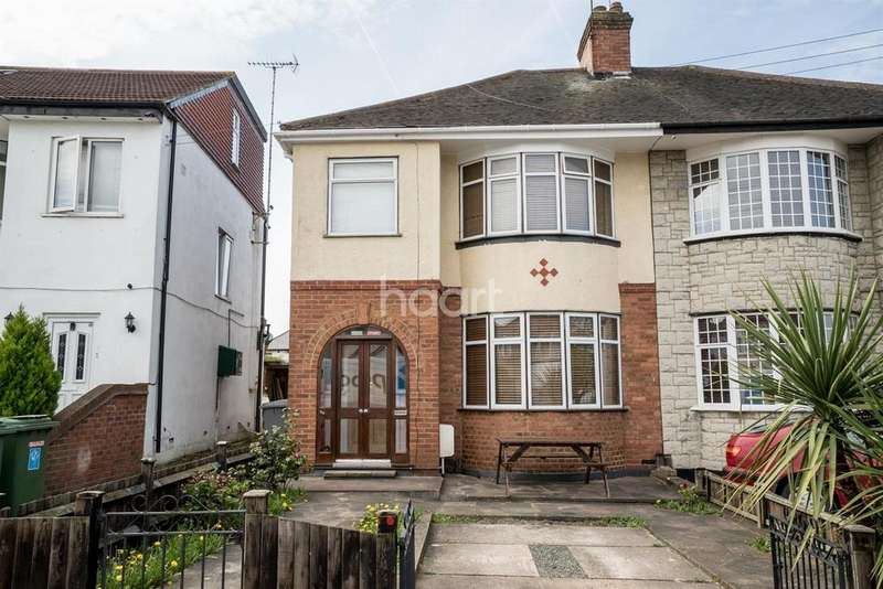 3 Bedrooms Semi Detached House for sale in Grove Crescent, Kingsbury, NW9 0LP