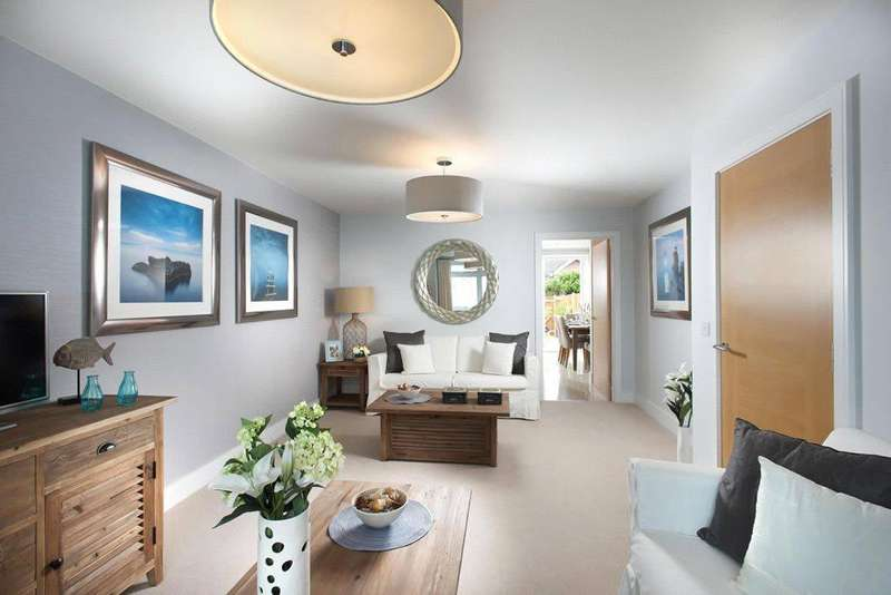 3 Bedrooms Terraced House for sale in Summers Street, Meridian Waterside, Southampton, SO14