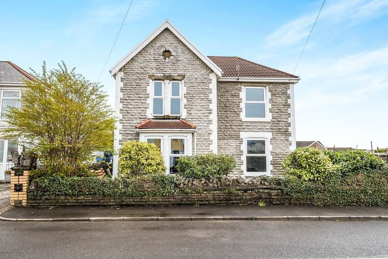 5 Bedrooms Detached House for sale in Talbot Road, Skewen, Neath