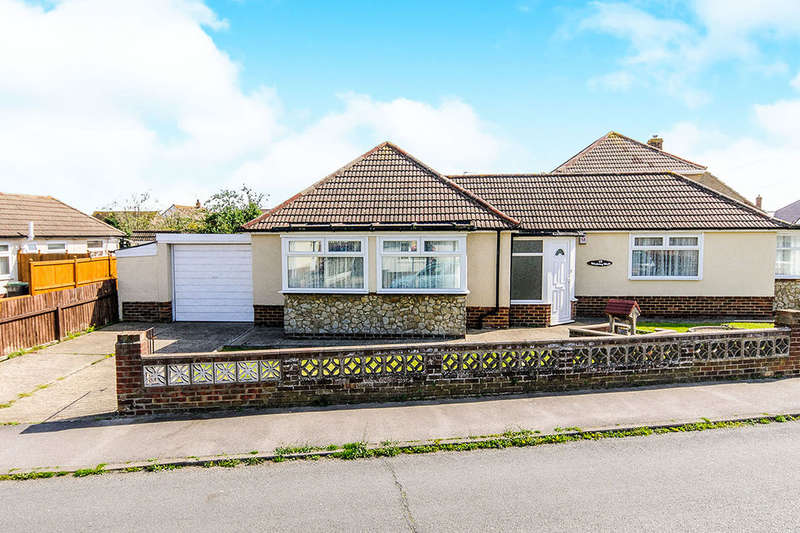 2 Bedrooms Detached Bungalow for sale in Violet Avenue, Ramsgate, CT12